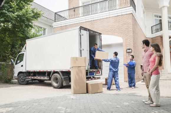 Usaha Jasa Angkutan Barang & Pindahan